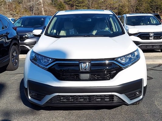 New 2021 Honda CR-V - 2HKRW2H82MH612432 | EX-L Trim